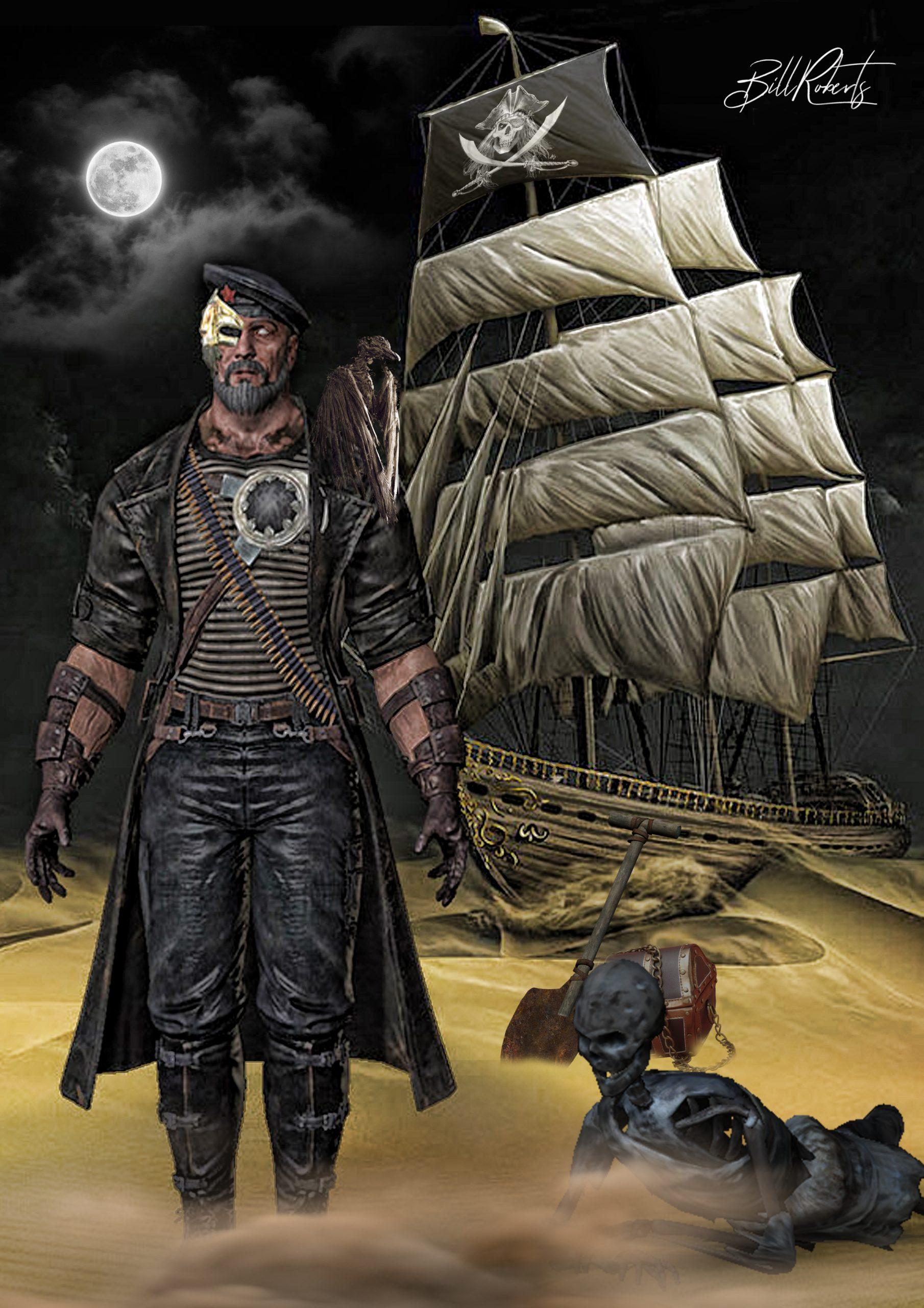 Desert-Pirate