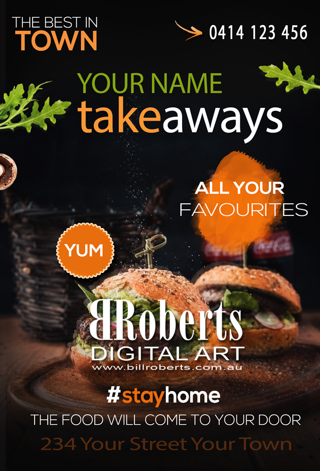 Bill Roberts Digital Art