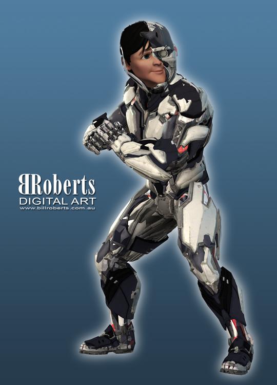 CyborgWEB