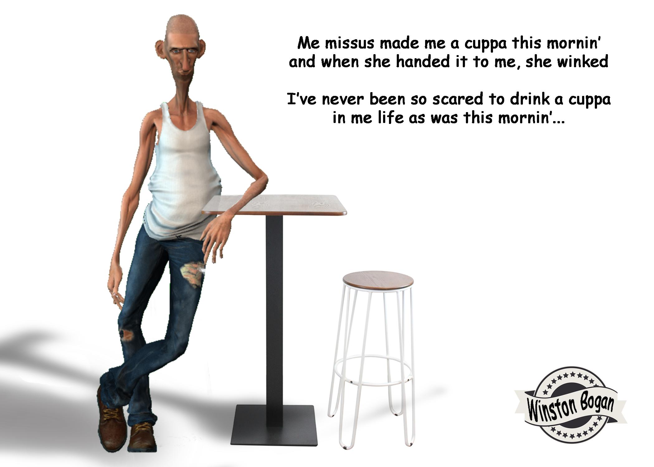 Dangerous Cuppa