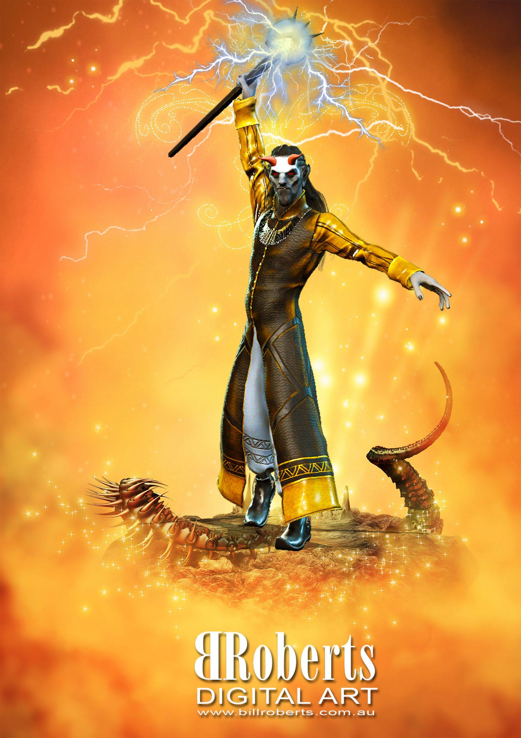 Devil Wizard
