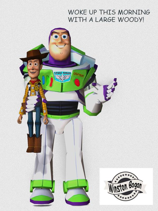Serious-Woody