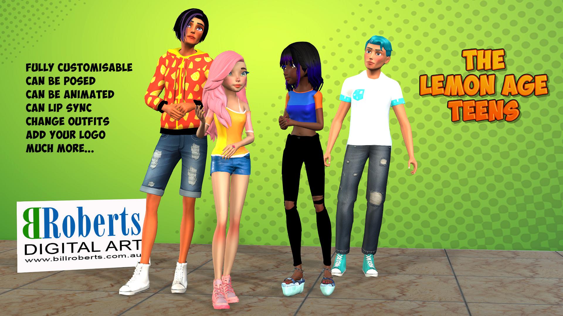 Lemon Age Teens